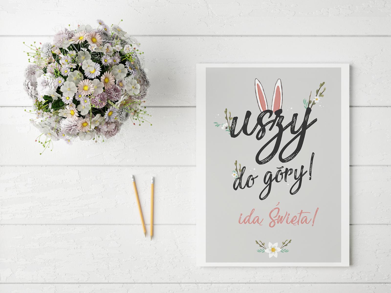 Wielkanoc Easter Wiosenne Porządki świąteczne Porządki