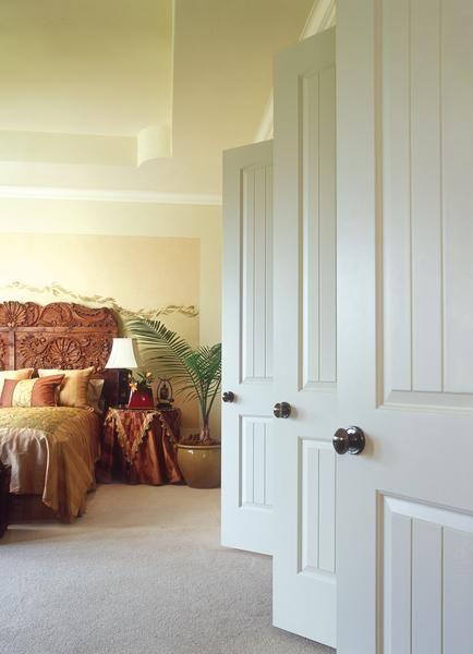 Jeld Wen Molded All Panel Santa Fe Interior Doors Procore The Quiet Door
