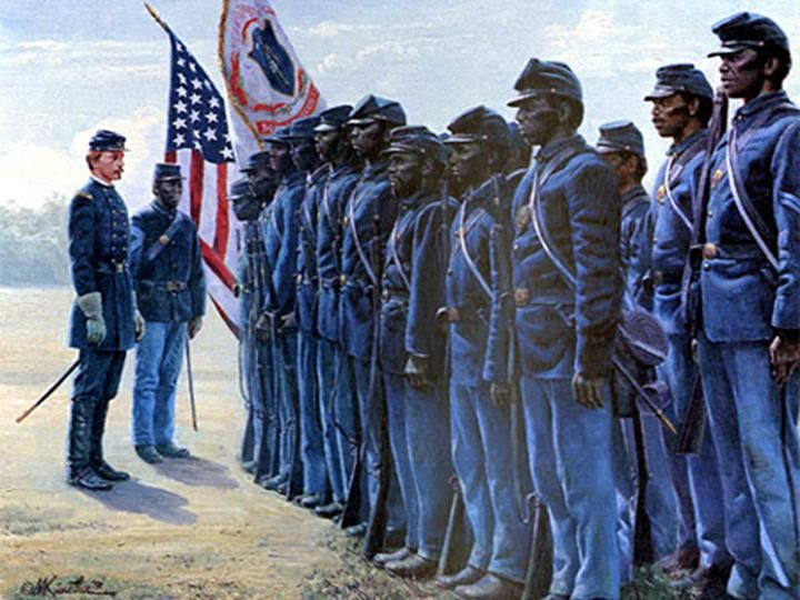 How and why was the 54th mass regiment formed.?