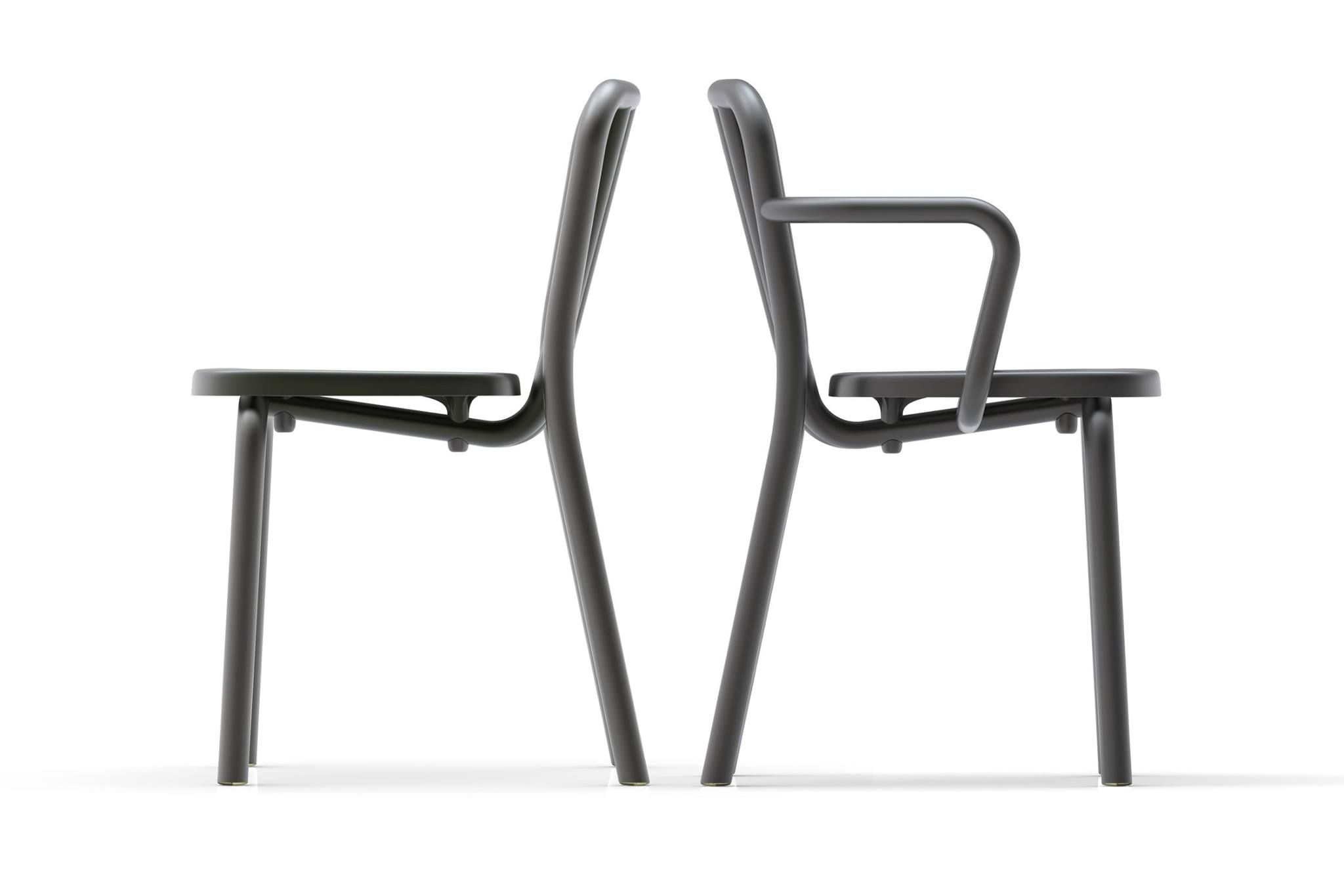 Tube Chair by Eugeni Quitllet for mobles