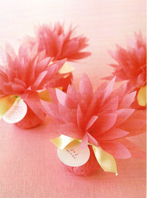 Diy party favors wrapped in tissue paper party ideas pinterest diy party favors wrapped in tissue paper mightylinksfo
