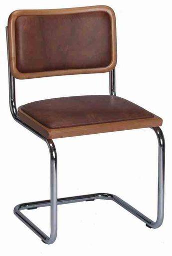 Breuer Wood Insert Chairs