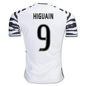 uk availability 32612 9bced 16-17 Juventus Football Shirt Third #9 HIGUAIN Cheap Replica ...
