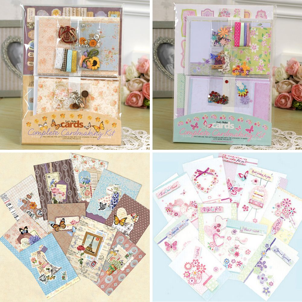 Find More Paper Crafts Information About 10 Cards 10 Envelopes Diy