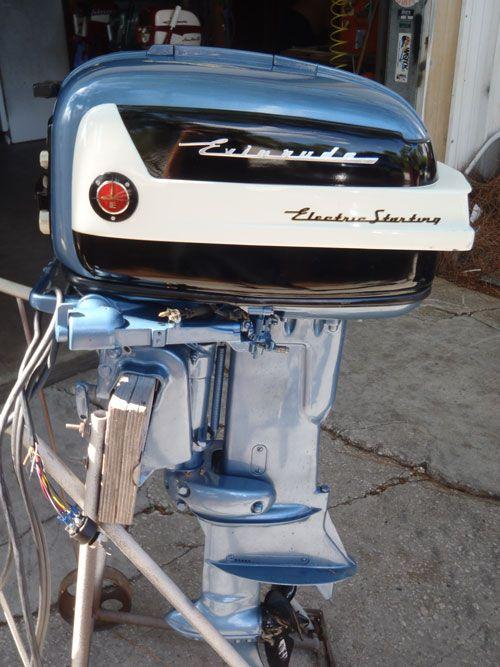 Evinrude motor cool stuff pinterest boating engine for Johnson evinrude outboard motors for sale