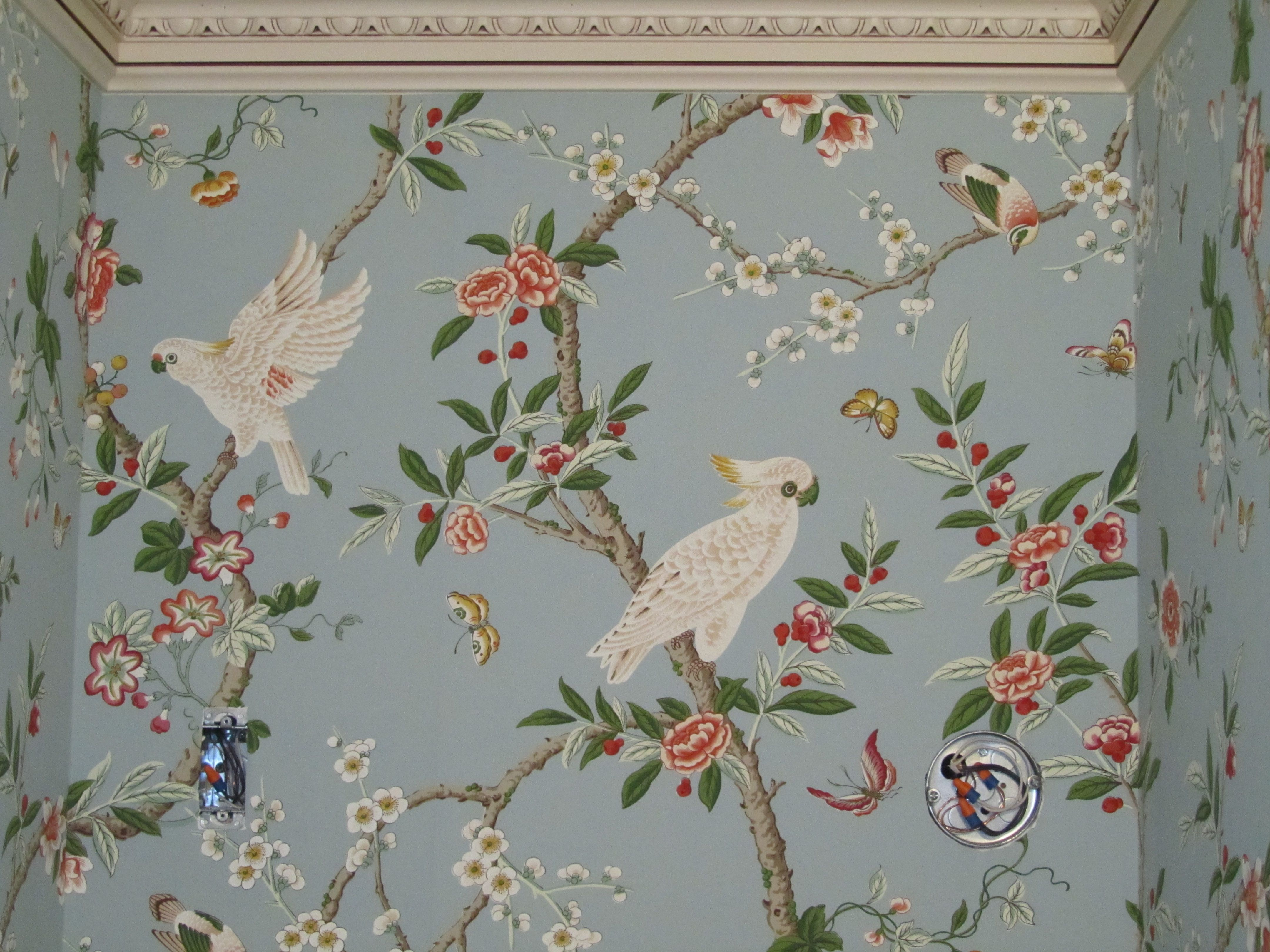 First Class Paperhanging In Saddle River Nj House Painter How To Install Wallpaper Saddle River