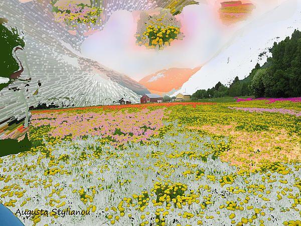 Norway Landscape  Augusta Stylianou