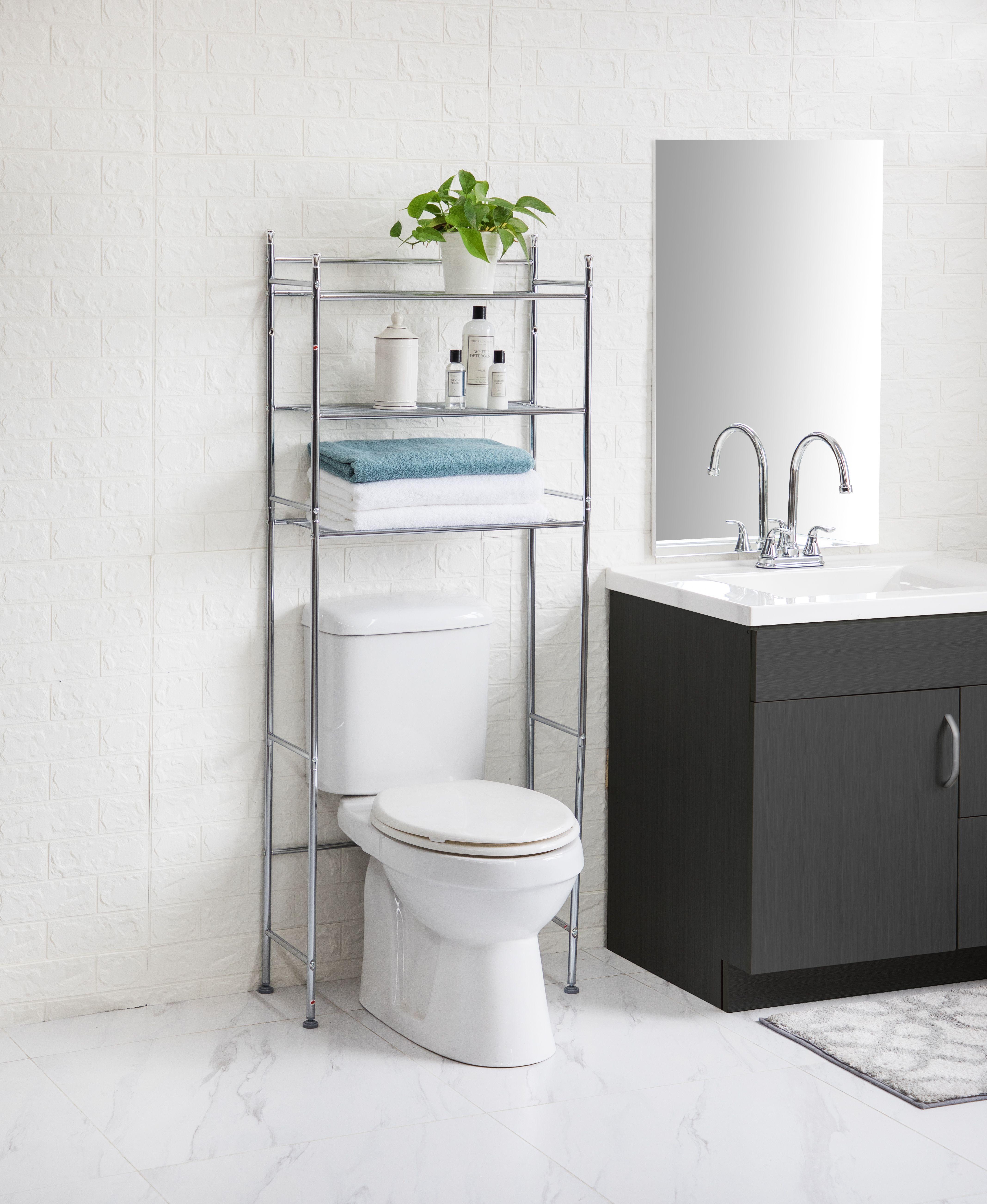 Home Shelves Toilet Bathroom Storage