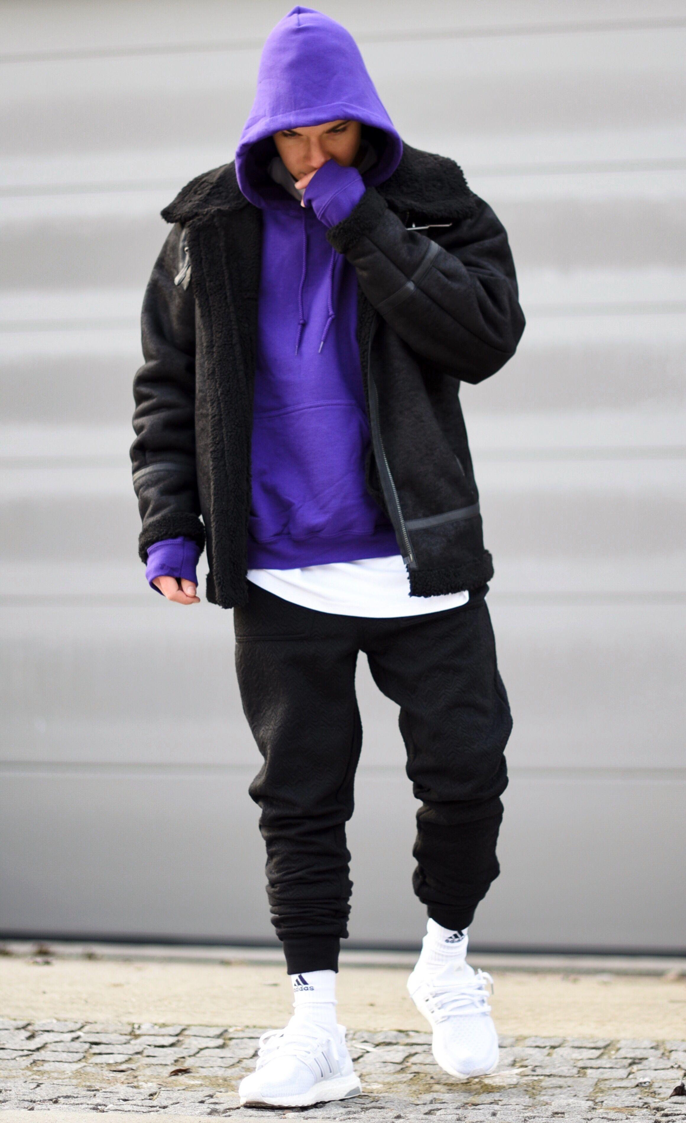 Indossava una felpa viola oggi im adidas scarpe da uomo correre http