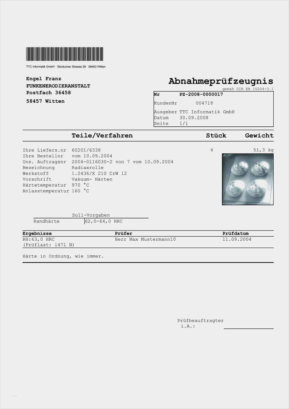 Din En 10204 Page 1 Line 17qq Com 15
