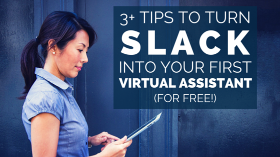 How to turn the Slack App into your first Virtual