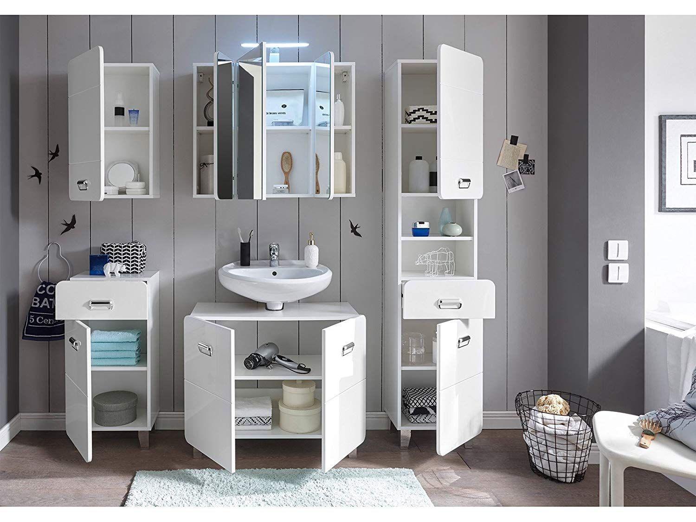 Waschbeckenunterschrank Badschrank Unterschrank Badmobel Schrank