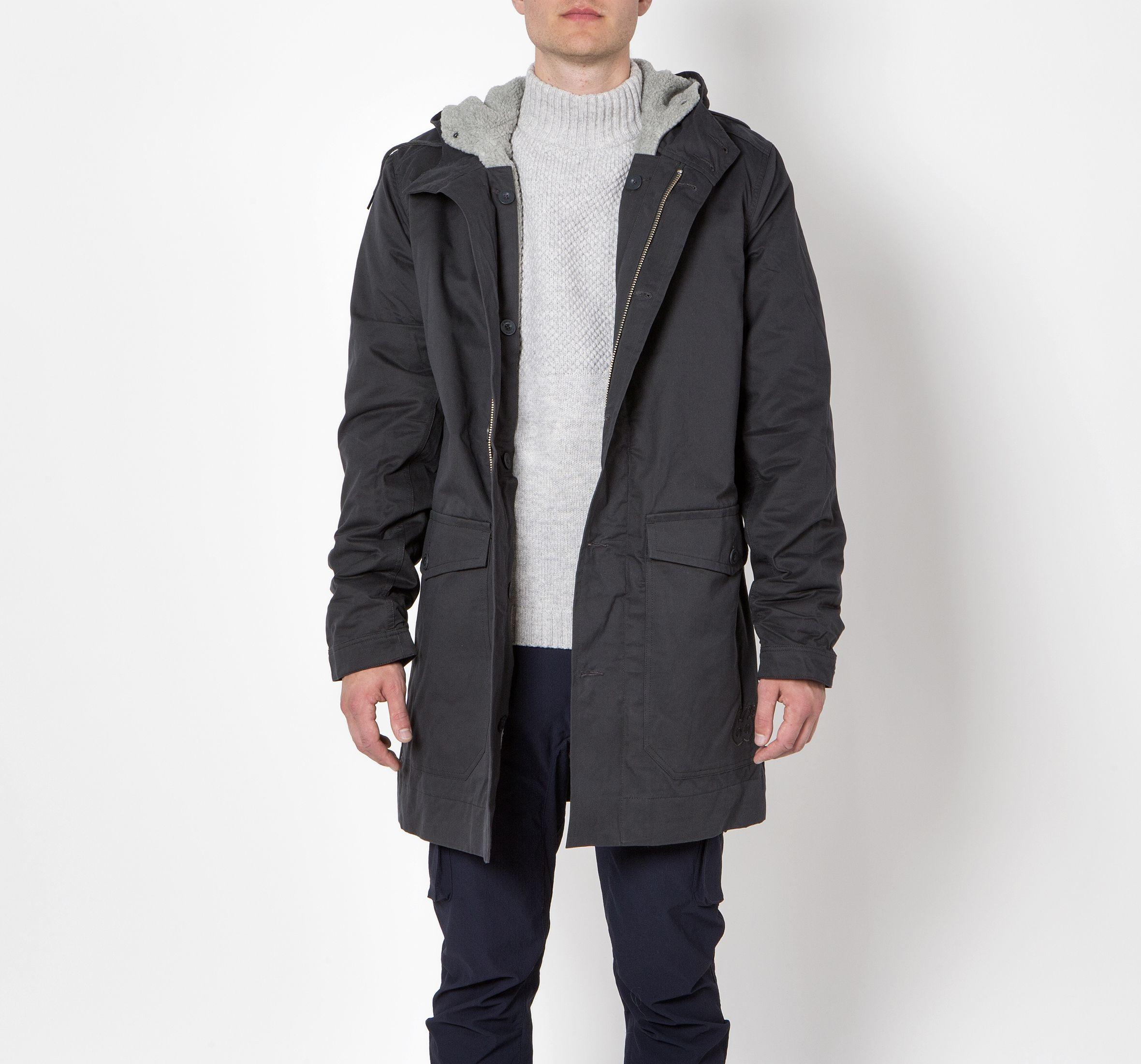 e7504f8cc Arnarholl Men's Coat - 66°NORTH | Clothes | Coat, Winter jackets ...
