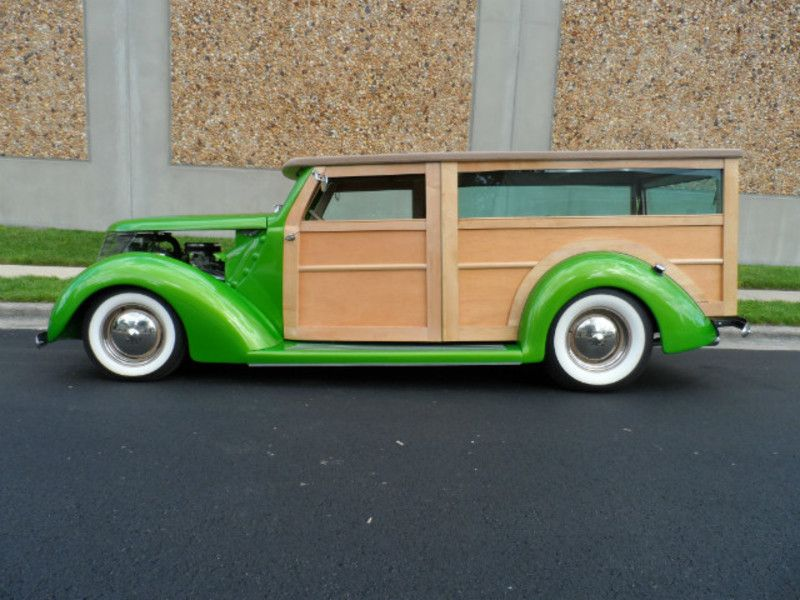 1937 Ford Custom Woody Wagon Street Rod For Sale in Linthicum ...
