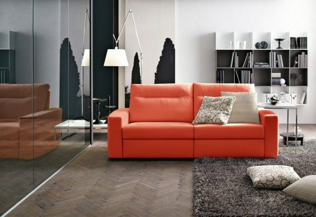 Abbinare divano alle pareti | Divano, Idee per decorare la ...