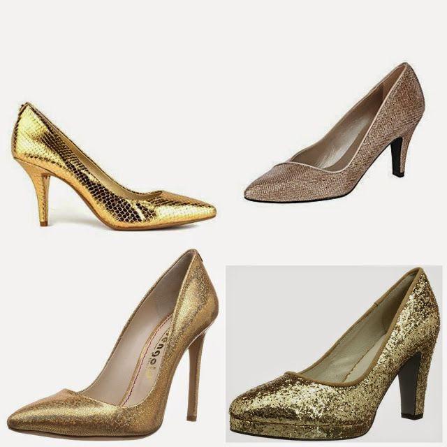 modepol glitzer pumps in gold fabelhafte schuhe f r beson fashion pinterest glitzer. Black Bedroom Furniture Sets. Home Design Ideas