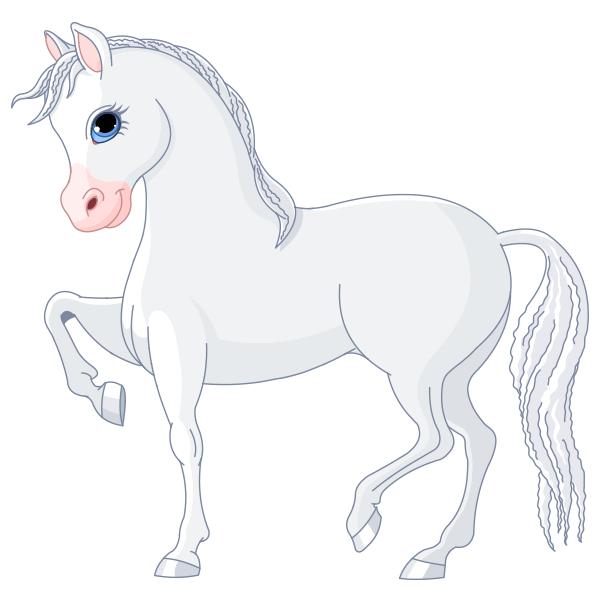 Prancing Pony Horse Drawings Horse Cartoon Cartoon Styles