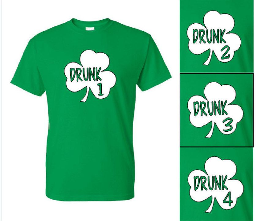 527578cc Funny Saint Patrick's Day Shirt - Matching St. Patrick's Day Group Shirts -  St. Patrick's Day Drinking Team Shirts by ShopAmandasAttic on Etsy