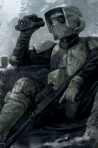 Scout Trooper Current Homescreen 3 Star Wars Star Wars Images Star Wars Wallpaper Star Wars Art