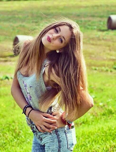 "IRINA MARTIN ""She Is The Most Beautiful Teenager In The"