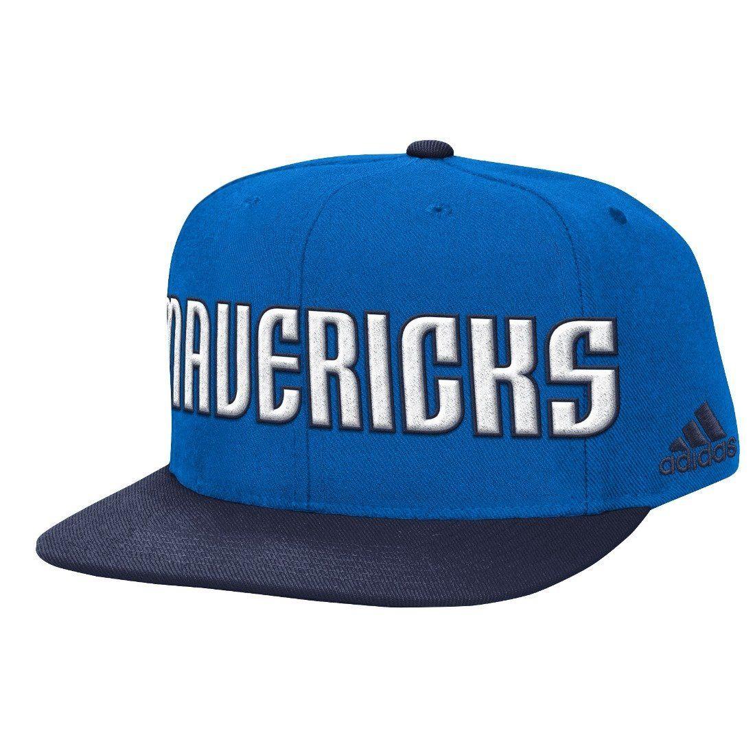 5ed70f3746e28 Dallas Mavericks Adidas NBA Authentic On-Court Snap Back Hat