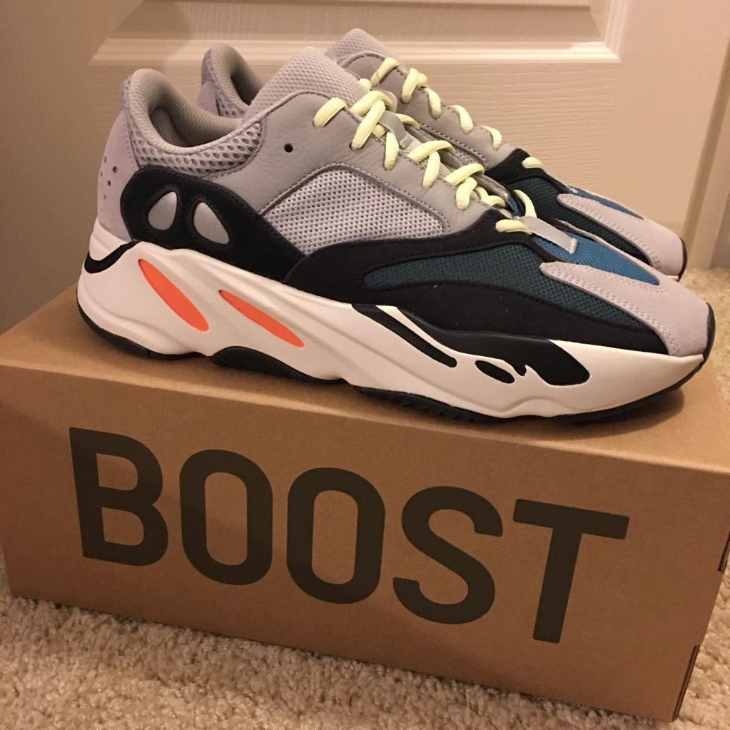 new product 73e30 4f77c Yeezy Shoes   New Adidas Yeezy Boost 700 Us 10   Color ...
