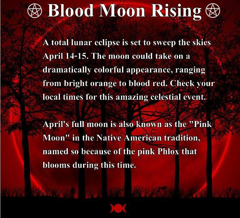 blood moon eclipse magic - photo #27