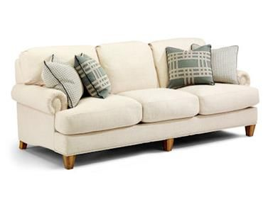 For Flexsteel Sofa 7308 31 And Other Living Room Sofas At Direct