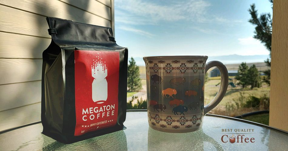 High caffeine coffee megaton coffee review best