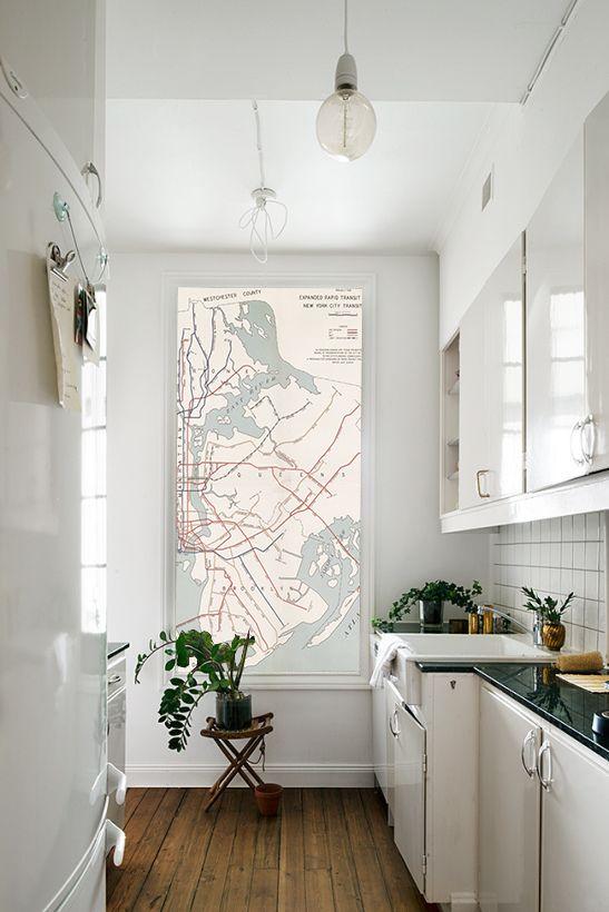 NYC Subway Map - printed onto perspex panels as 3D feature wall art & NYC Subway Map - printed onto perspex panels as 3D feature wall art ...
