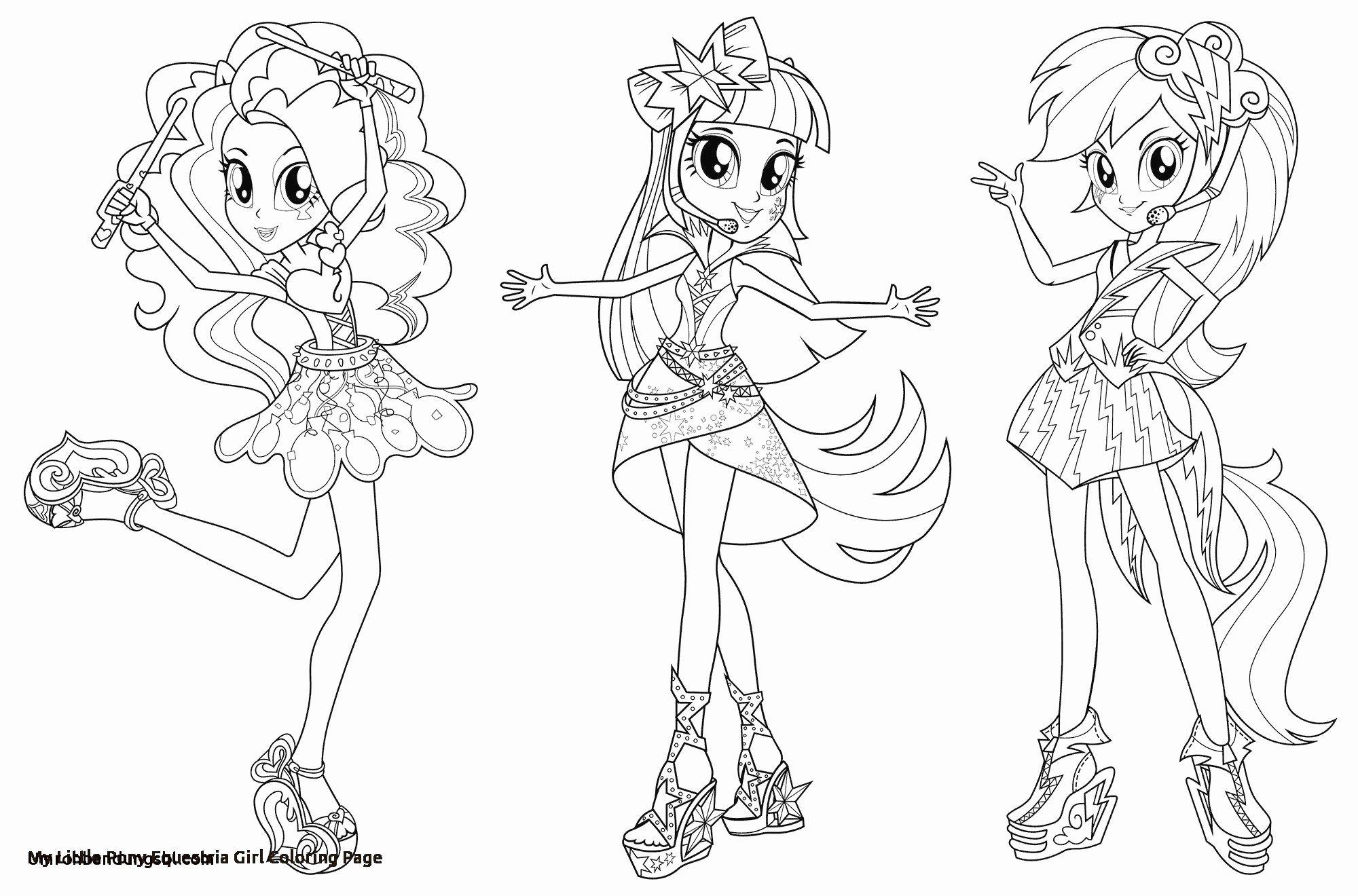 Crying Girl Coloring Pages Awesome Pinkie Pie Equestria Girl