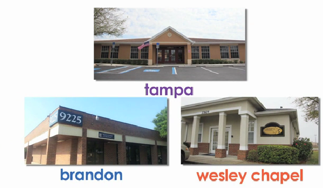 We have three successful locations. If you have your BCaBA or BCBA ...