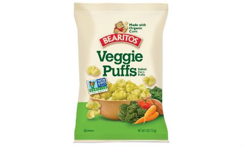 Made with organic ingredients; Non-GMO Verified; More wholesome ingredients than leading competitor (vegetable powders, organic cheddar cheese, no rice fillers)