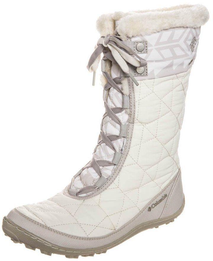 Columbia MINX MID II Snowboot / Winterstiefel white