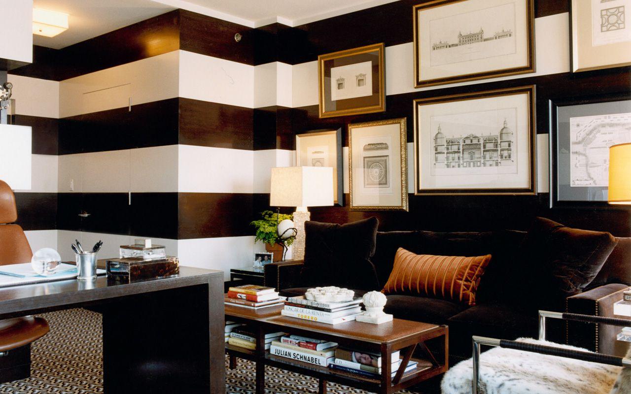 Manhattan Interior Design - Modern Design - Robert Passal Interior Design & Architecture
