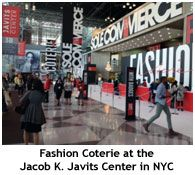 Women's Spring 2013 NYC Market Week Report: Designers & Agents, Fashion Coterie
