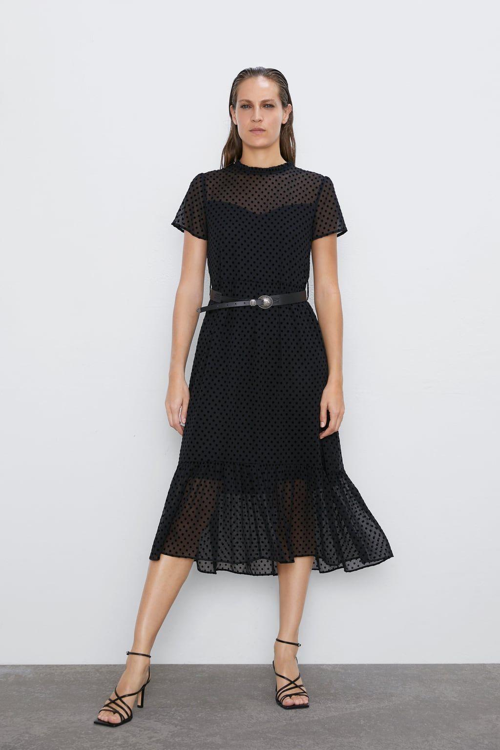 36++ Schwarzes kleid mit guertel Trends