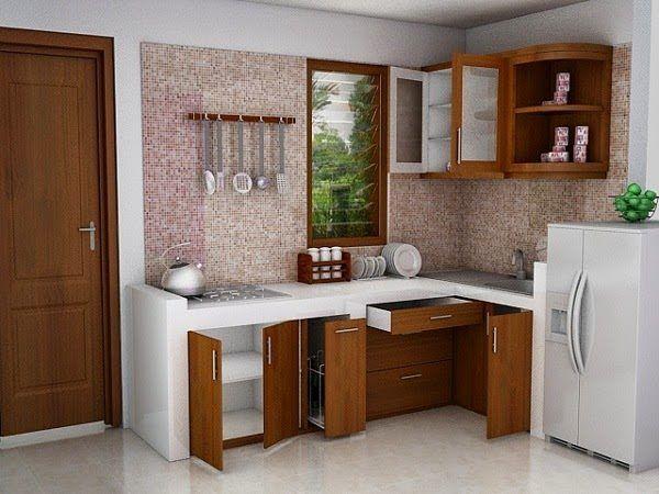 Dise o de interiores 11 cocinas peque as que necesitas for Diseno de interiores para espacios pequenos