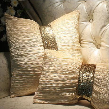 Luxury Throw Pillows Ikea Fashion Pillow Ruffle Erfly Sequins Design