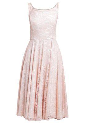 Swing Cocktailkleid Festliches Kleid Light Rose Zalando De Cocktailkleid Damenmode Kleider Festliches Kleid