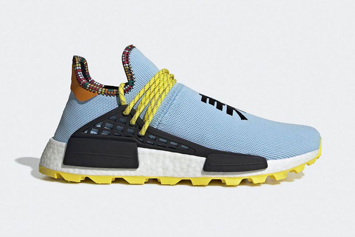 Shop the Pharrell x adidas NMD Hu