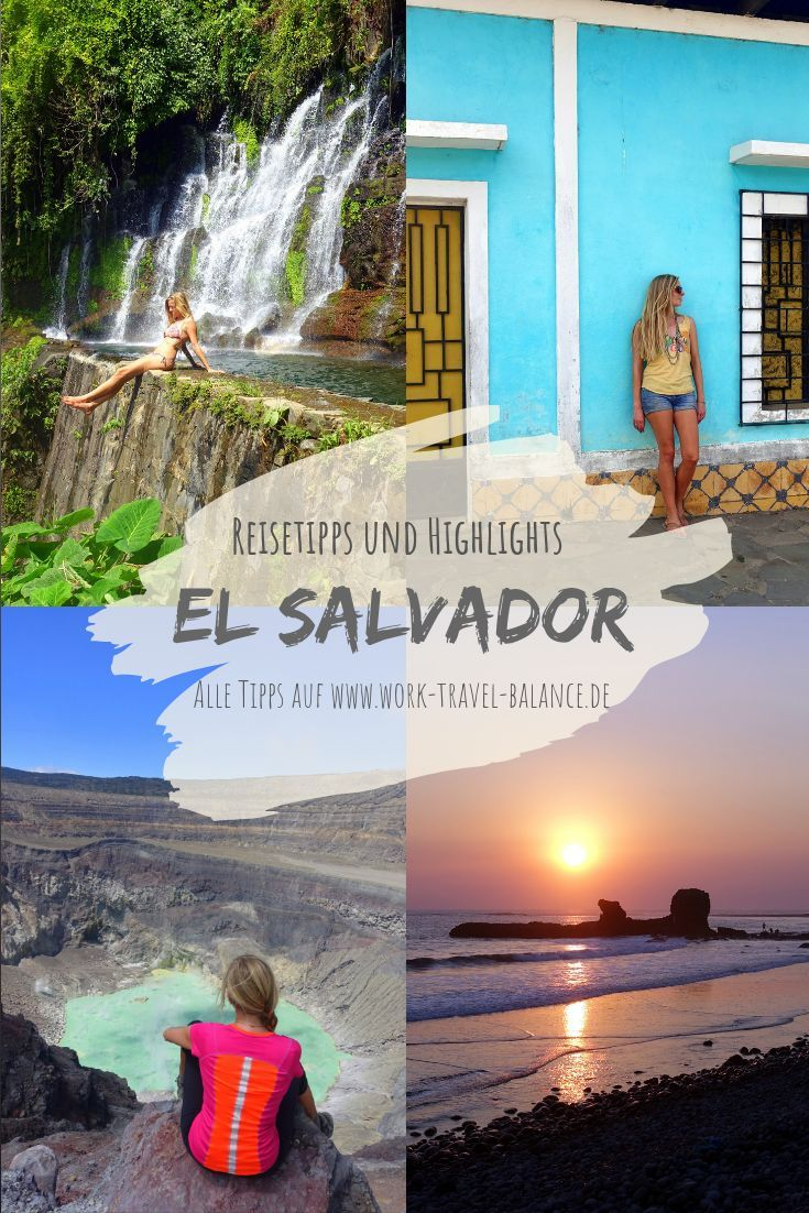 Backpacking In El Salvador Reiseroute Tipps In 2020 Zentralamerika Reisen Reisen Zentralamerika
