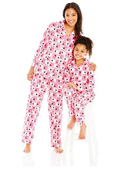 3e36a0585ae1 Mother Daughter Sheep Pajamas