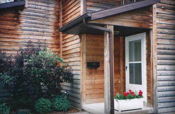 Natural Cedar Siding Wood Restoration Before Cedar Siding Wood Siding House Siding