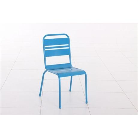 Chaise Bruges Bleue Chaises De Jardin Bricorama Chaise Bleu Et Bruges
