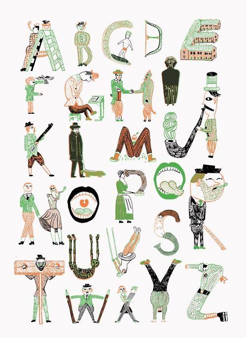 type illustrated