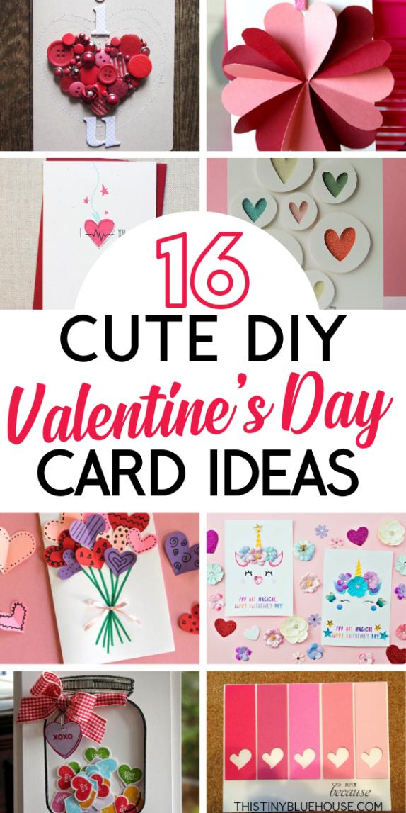 70 Cute Diy Valentines Day Cards Handmade Ideas Valentine Cards Handmade Valentines Day Cards Handmade Valentines Cards