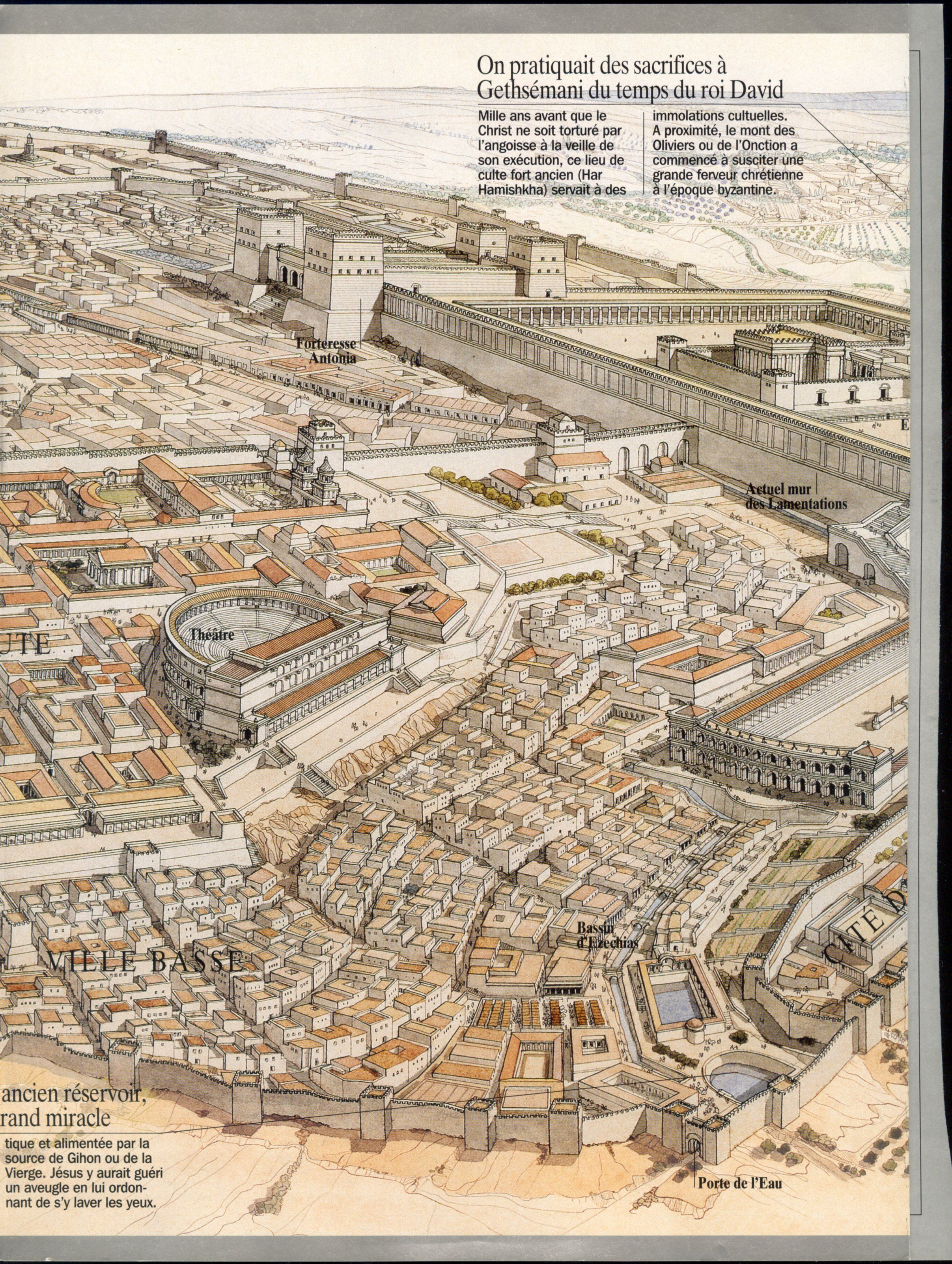 Jerusalem of Herod the Great (37 BC) J.C. Golvin Judea