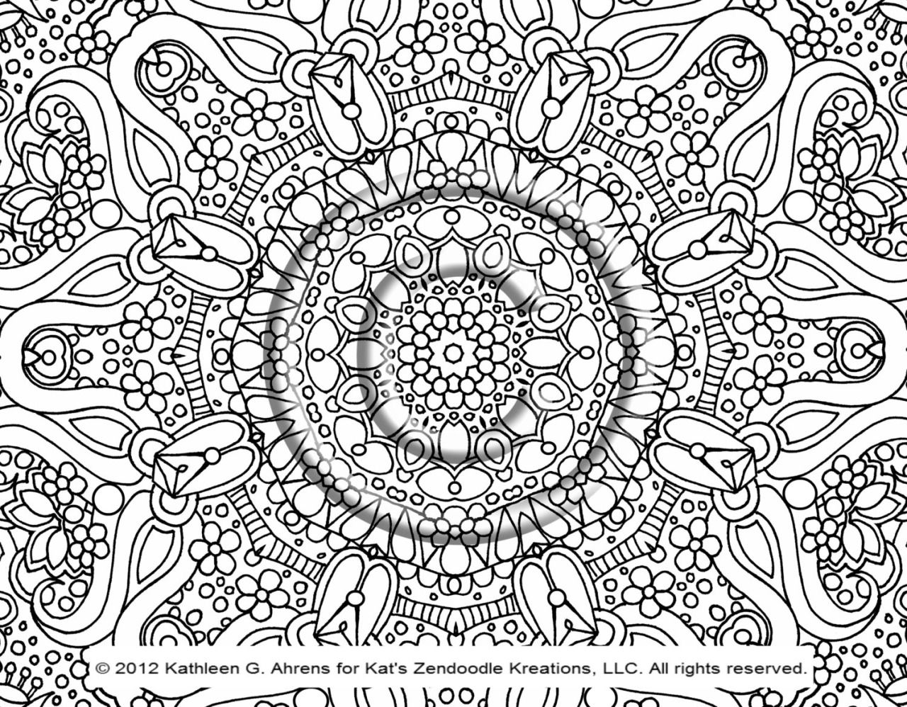 zentangle images - Google Search | Mindful Coloring (Adult ...