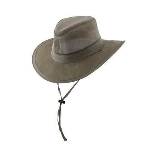 a4bb4224 Men's DPC Outdoor Design MC62 Khaki (Green) (US Men's L (Hat 7 1/4-7 3/8,  Head 22 5/8-23)), Size: Large